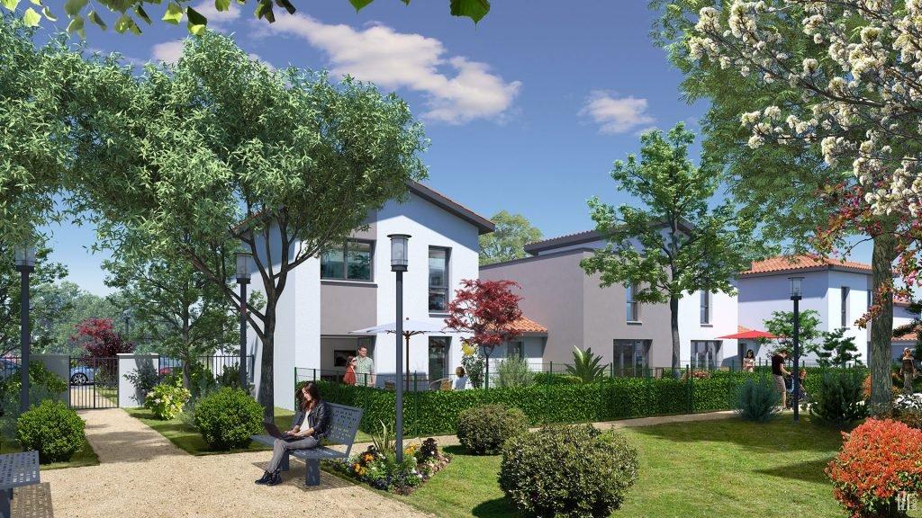 Appartements, maisons neufs Cugnaux - Villa Acacia