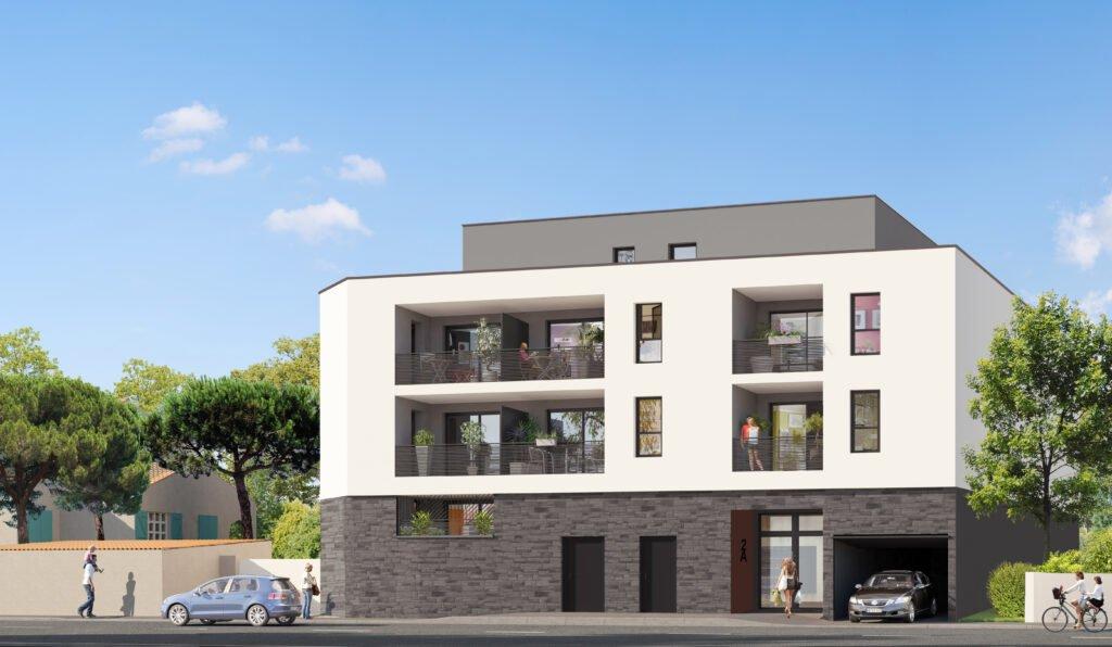 Appartements neufs Castelnau-le-lez - Villa Opaline