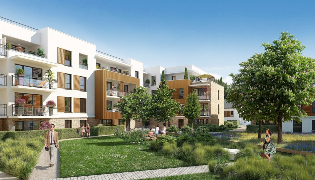 Maison neuve Maurepas - Les Jardins D'occitanie