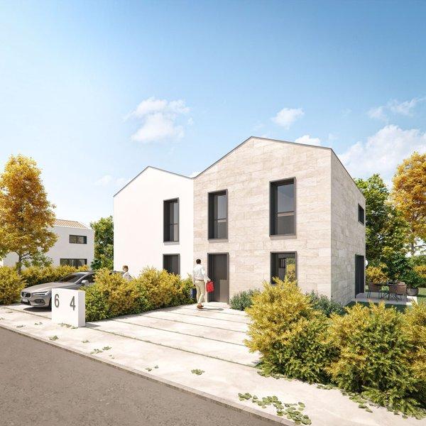 Logement neuf Bruges - Villa Brugeaise