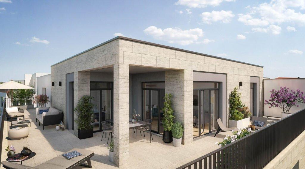 Logement neuf Antony - Villas Des Artistes - Place Et Villas