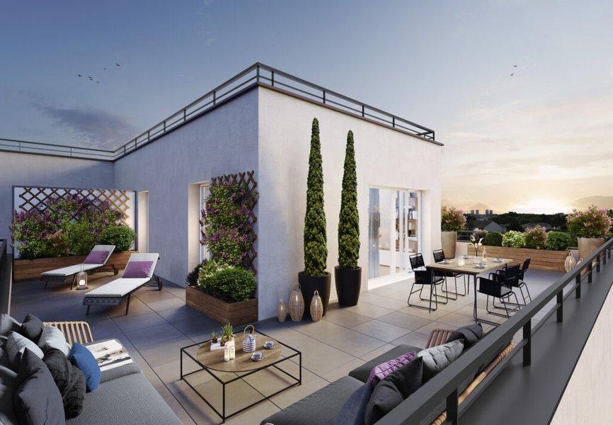 Appartements neufs Arpajon - Villa Romane
