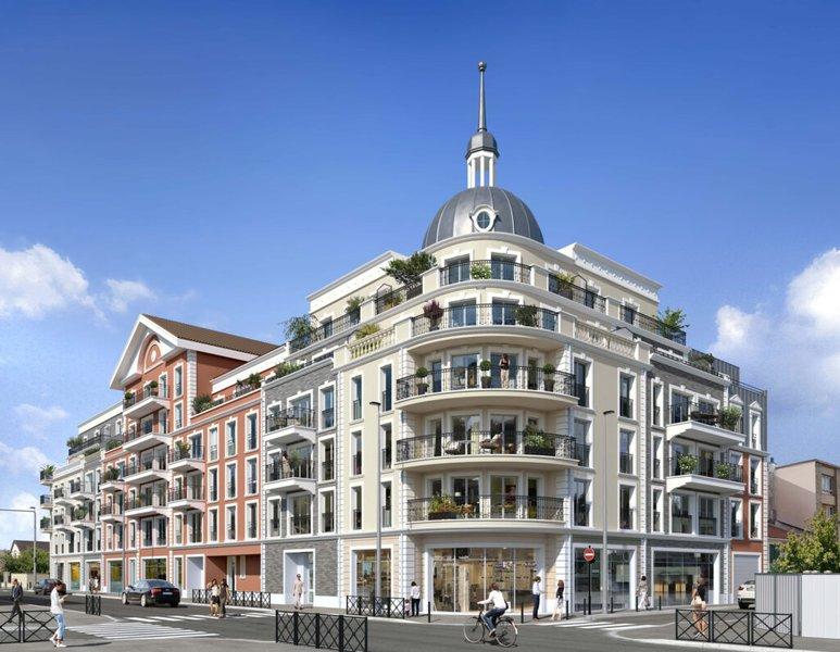 Appartements neufs Le Blanc-mesnil - Le Dôme