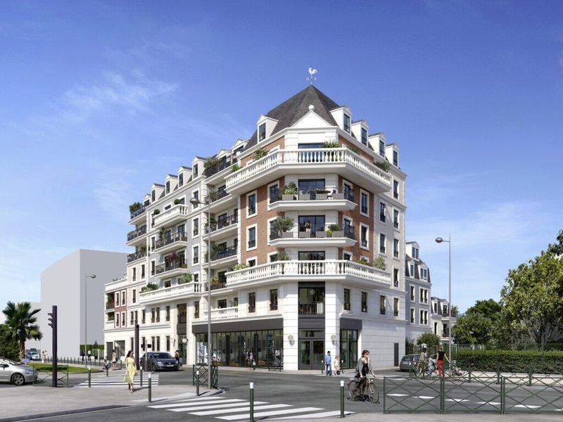 Appartements neufs Le Blanc-mesnil - La Chancellerie
