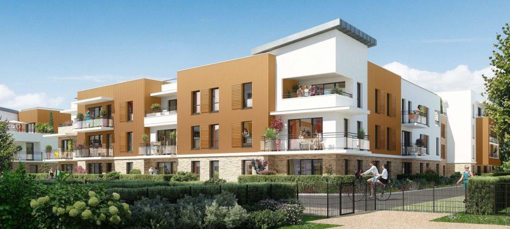 Logement neuf Maurepas - Les Jardins D'occitanie