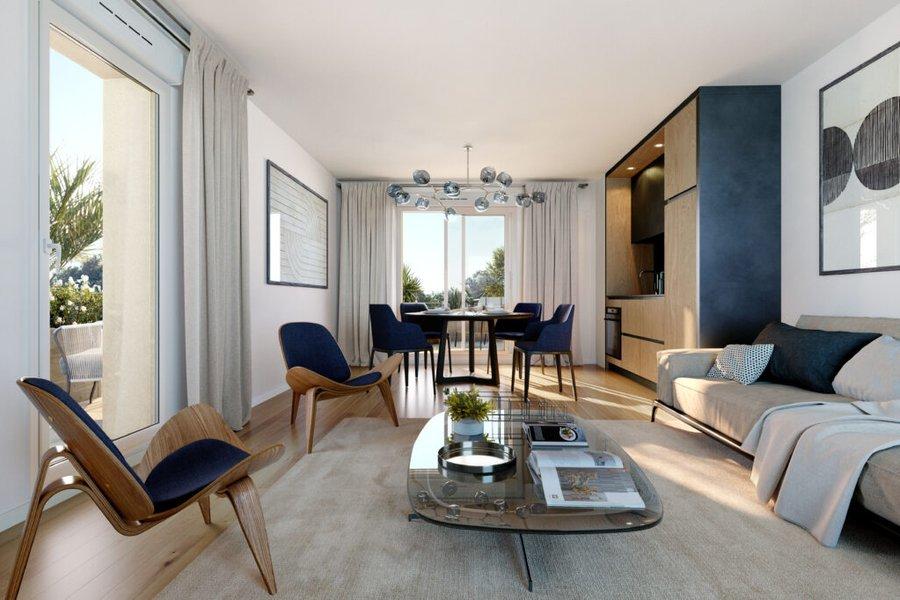 Appartements neufs Castelnau-le-lez - Plein Coeur