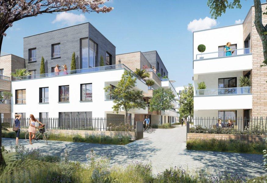 Logement neuf Montigny-lès-cormeilles - Domaine De La Chesnaie
