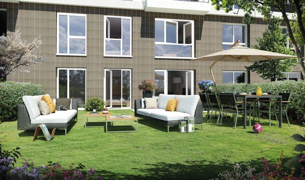 Logement neuf Bondy - Jardins En Ville