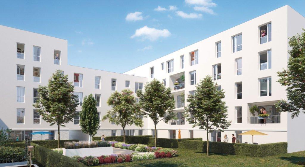 Appartement neuf Bezons - Golden Green