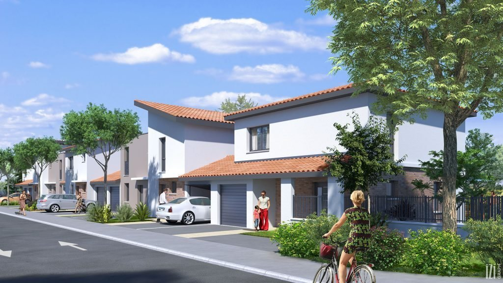 Maisons neuves Cugnaux - Villa Acacia