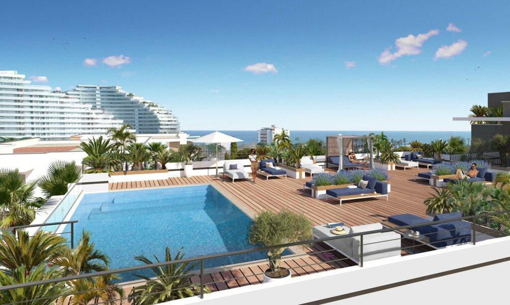 Appartements neufs Villeneuve-loubet - Horizon Marine