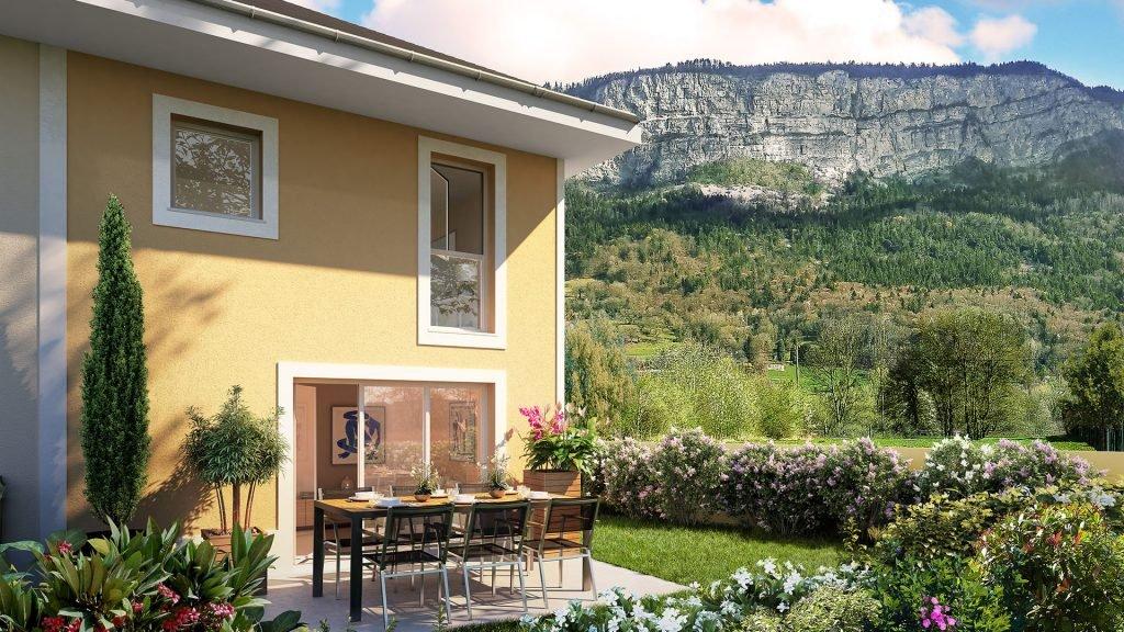 Maisons neuves Saint-pierre-en-faucigny - Le Clos De Toisinges