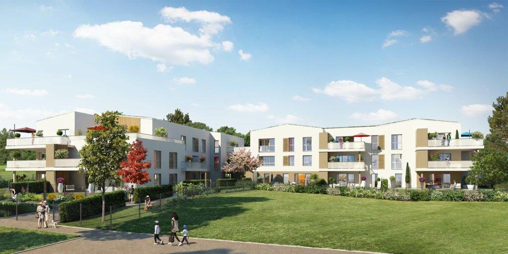 Appartements neufs Arnas - Le Clos Du Marverand