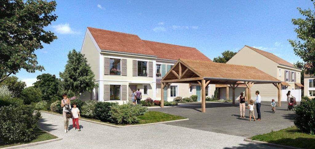 Logement neuf Orgeval - Place Du Colombet