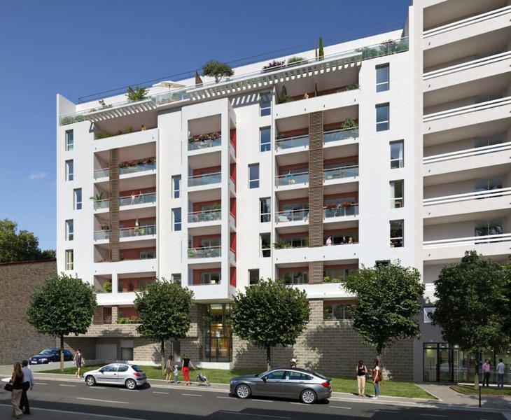 Appartements neufs Marseille - 62 Timone