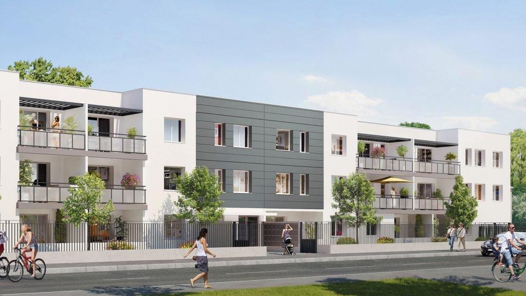 Appartement neuf Toulouse - Le Clos Du Chêne