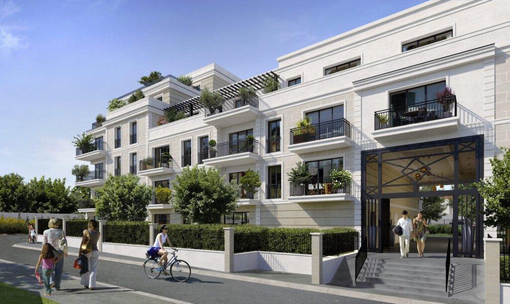 Appartements neufs Le Perreux-sur-marne - Le Patio Des Arts