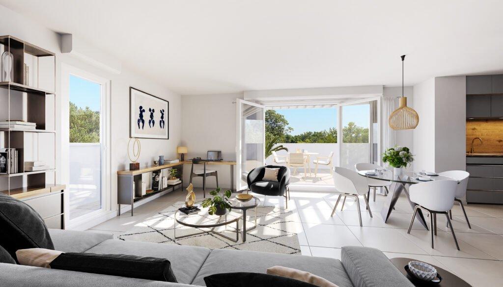 Appartements neufs Castelnau-le-lez - Villa Rubis