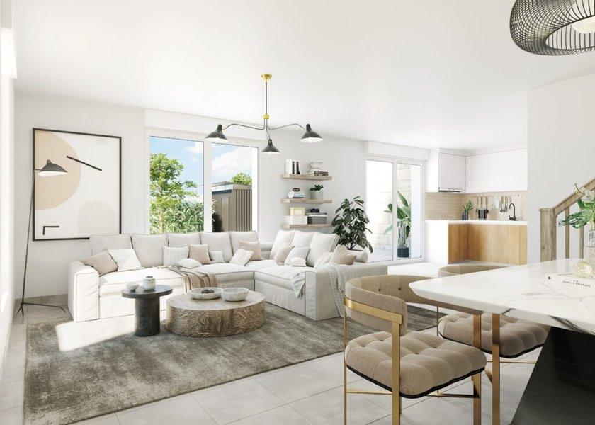 Appartements, maisons neufs Bruges - Villa Brugeaise