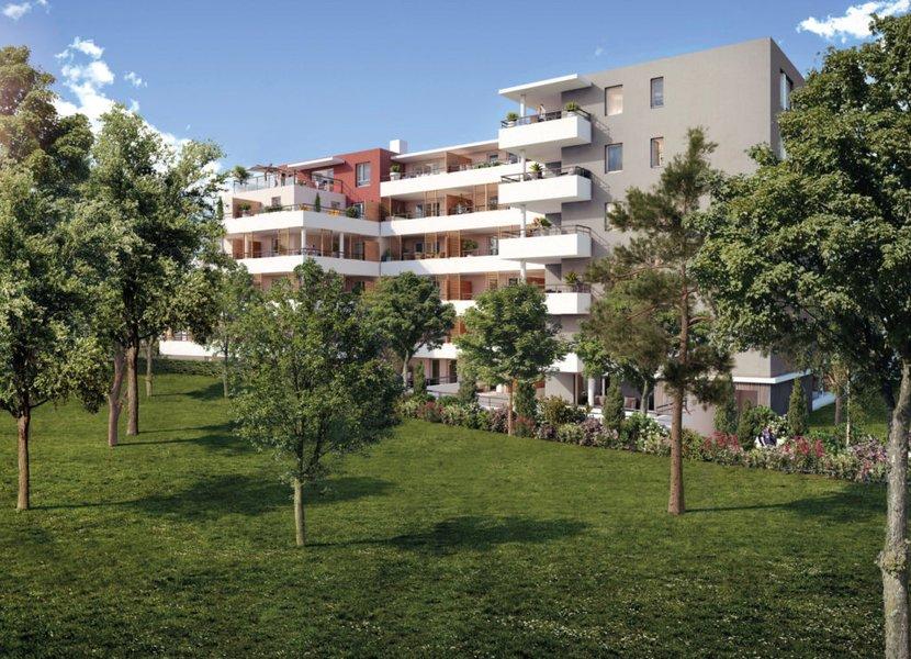 Appartement neuf Marseille - Eden Parc