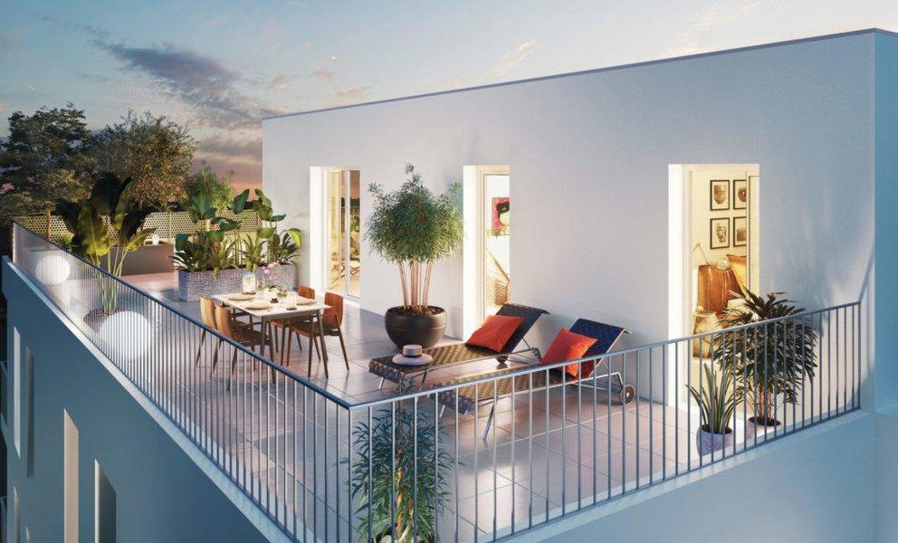 Appartements neufs Bezons - Golden Green