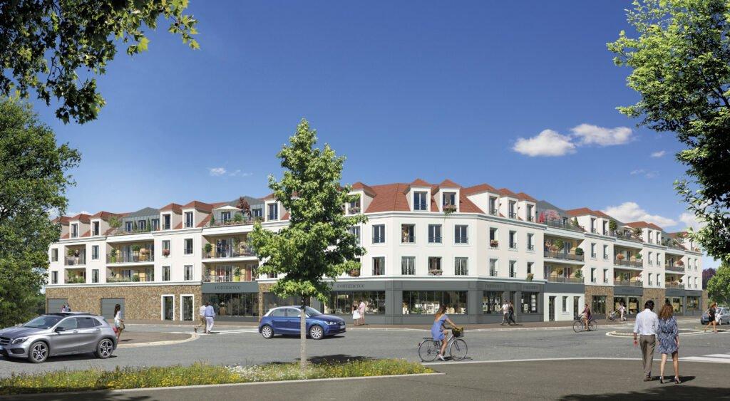 Appartements neufs Mennecy - Carré Villeroy