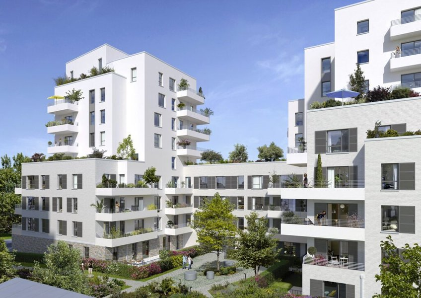Logement neuf Fontenay-aux-roses - Les Terrasses D'eden