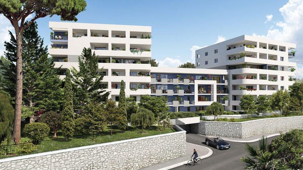 Logement neuf Marseille - Le Carré Des Pins