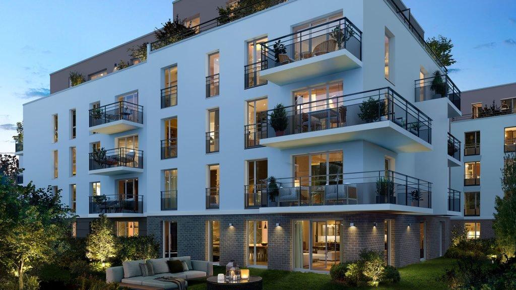 Appartements neufs Trappes - Coeur Jaurès