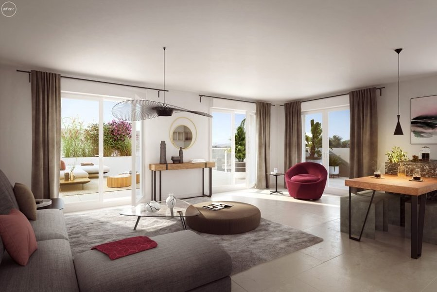 Appartements neufs Marseille - Coeur Mazargues