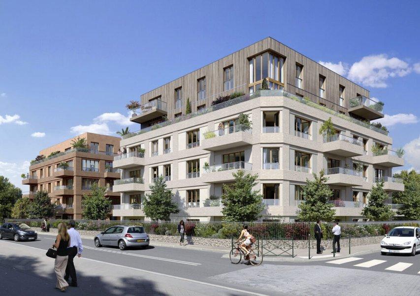 Appartements, maisons neufs Colombes - Les Terrasses Bel Air