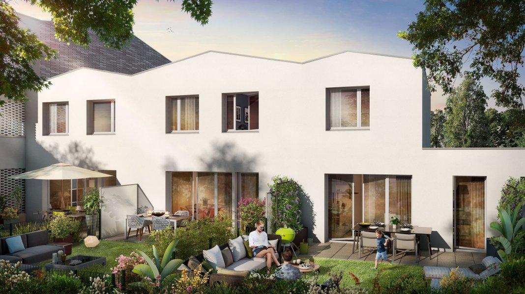 Maisons, appartements neufs Toulouse - Aktue'l