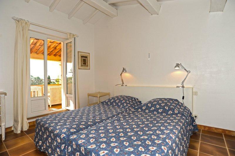 Maison neuve Gassin - Location Vacances Ref. 002483p - Villa 'la Chesneraie'