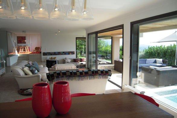Maison neuve Vence - superbe Villa Avec Une Vue Magnifique à Vence