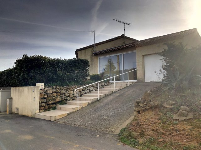 Maison neuve Saint-andré-de-roquelongue - Villa Récente Type T4 Tout Confort Sur 502m2 Terrain.
