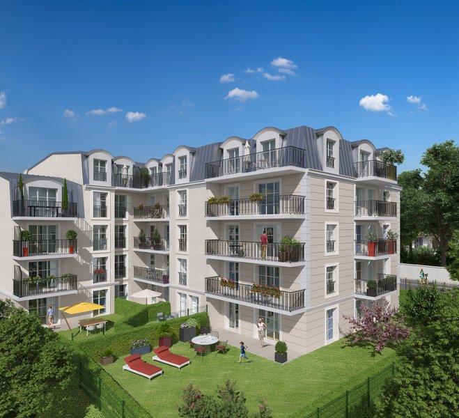 Appartements neufs Gagny - Harmonie