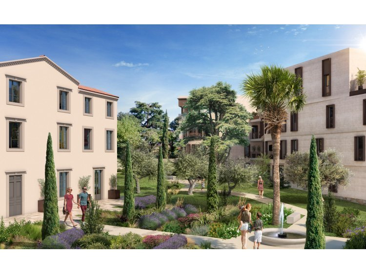 Appartements, maisons neufs Montpellier - Boutonnet - Beaux Arts