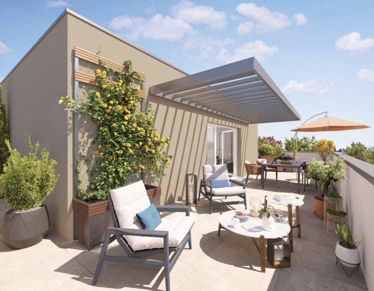 Appartements neufs Castelnau-le-lez - Castelnau 2