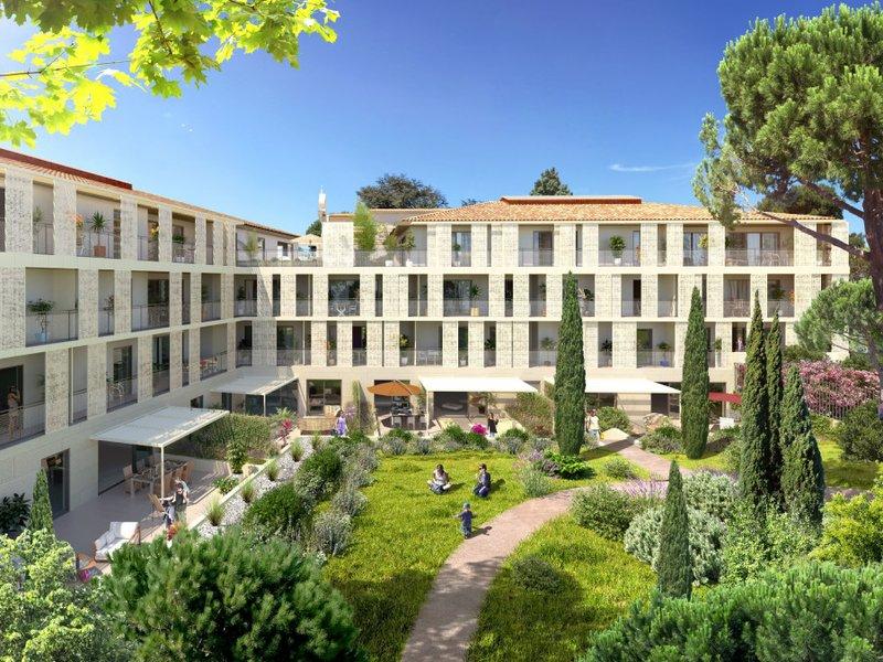 Appartements neufs Montpellier - Quartier Beaux Arts