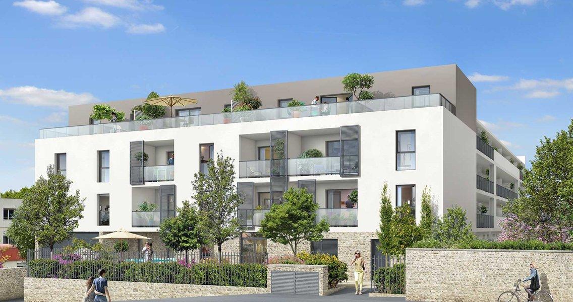 Appartements neufs Nîmes - Jardin Moderne
