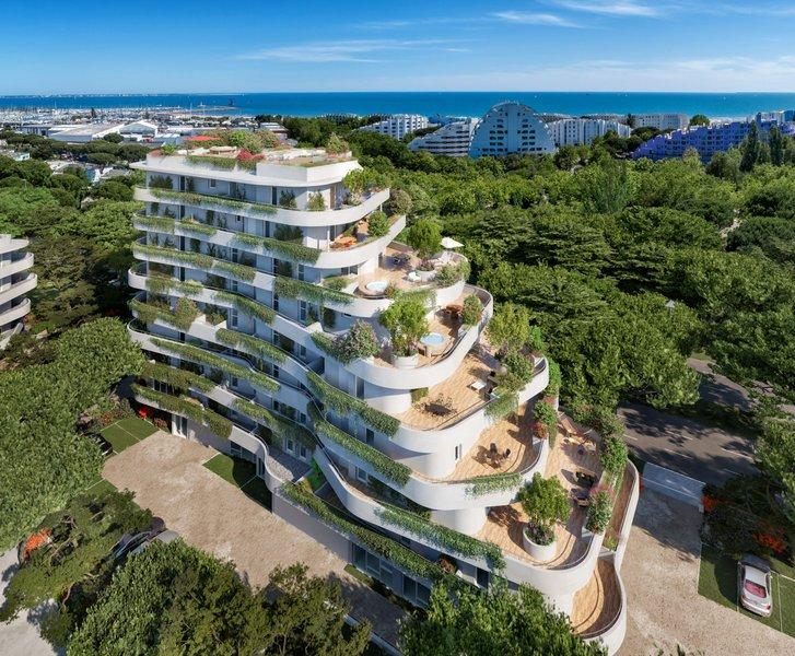 Appartements neufs La Grande-motte - La Grande Motte