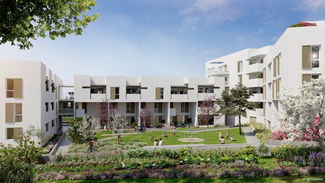 Appartement neuf Montpellier - Llona