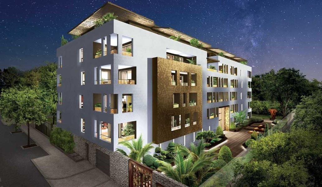 Appartements neufs Montpellier - Proche Port Marianne Livraison 2021
