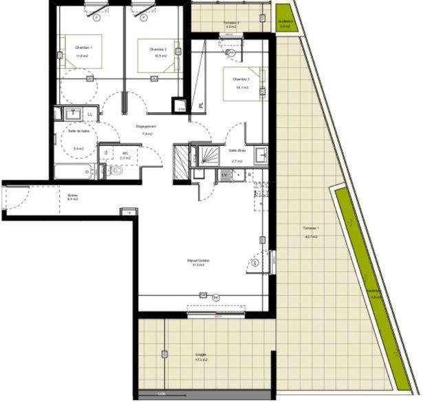 Appartements neufs Saint-jean-de-védas - Soleil