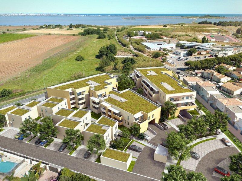 Appartements neufs Villeneuve-lès-maguelone - Soleil
