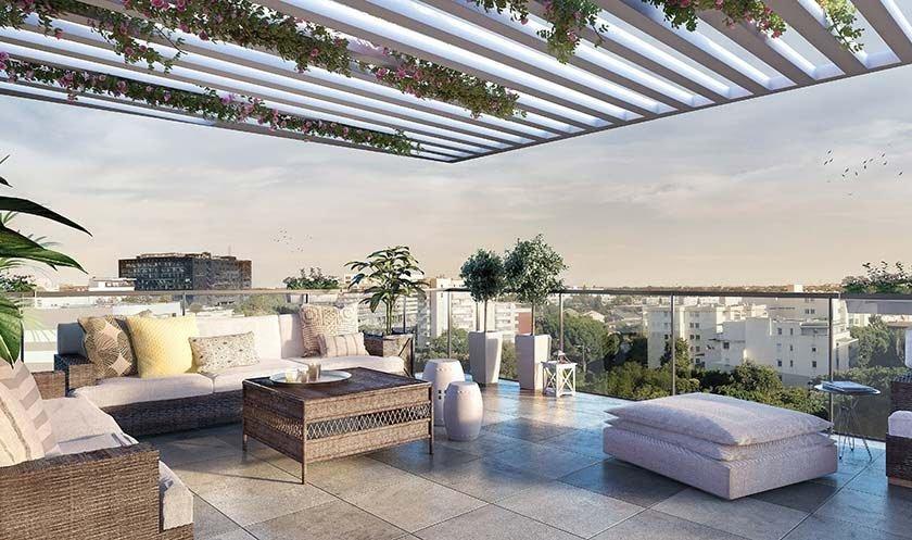 Appartements neufs Montpellier - Quartier Port Marianne
