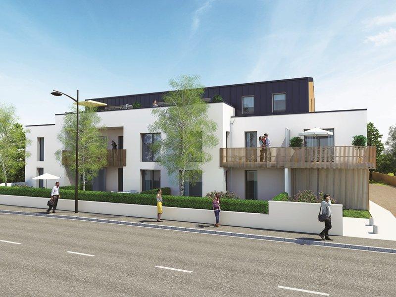 Appartement neuf Saint-herblain - Clos Naturalia