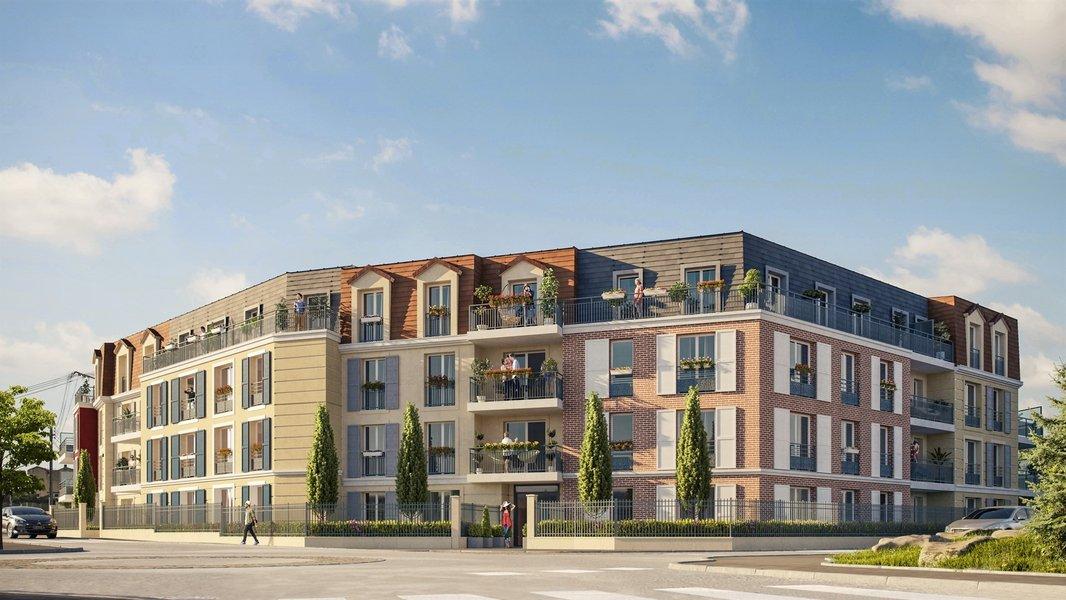 Appartements neufs Le Plessis-bouchard - Les Jardins Du Plessis
