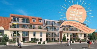 Appartements neufs Cayeux-sur-mer - Equinoxe