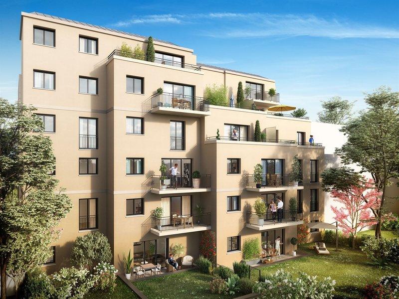 Appartement neuf Clamart - Les Balcons De Clamart
